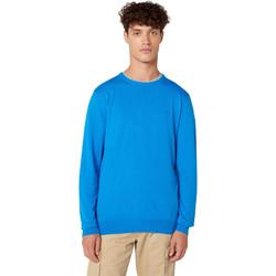 Vêtements Homme Pulls Wrangler W8A0PDXKL Bleu