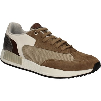 Chaussures Homme Baskets basses Keys 3061 Marron