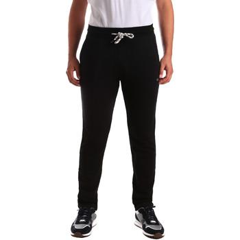 Vêtements Homme Pantalons de survêtement Key Up 2F36E 0001 Noir