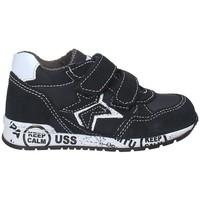Chaussures Enfant Baskets basses Melania ME1180B7I.C Bleu