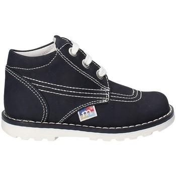 Chaussures Enfant Baskets montantes Melania ME1010B8E.D Bleu