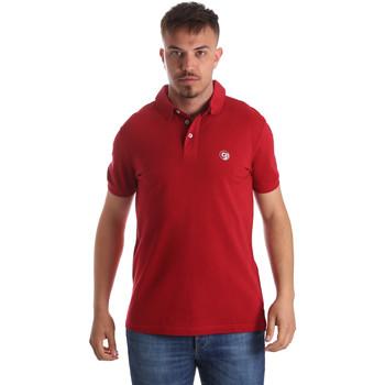 Vêtements Homme Polos manches courtes Gaudi 911BU64063 Rouge