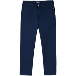 Vêtements Homme Chinos / Carrots NeroGiardini E070630U Bleu
