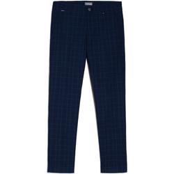 Vêtements Homme Chinos / Carrots NeroGiardini E070682U Bleu