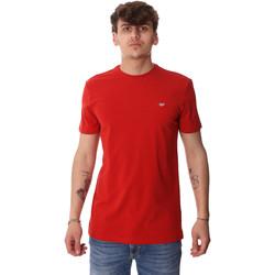 Vêtements Homme T-shirts manches courtes Antony Morato MMKS01737 FA120022 Rouge