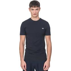 Vêtements Homme T-shirts manches courtes Antony Morato MMKS01737 FA120022 Bleu