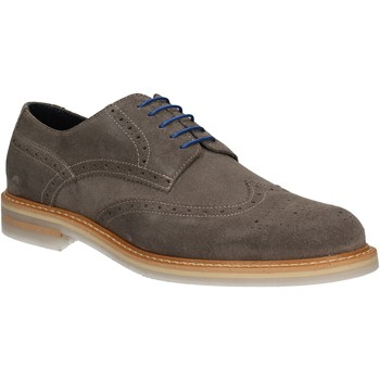 Chaussures Homme Derbies Rogers 8950A Gris