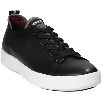 Chaussures Homme Baskets basses Blauer 8SAUSTINXL01/LEA Noir