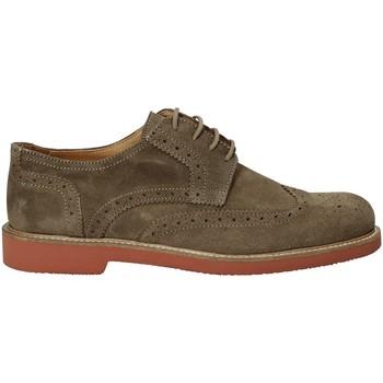 Chaussures Homme Derbies Exton 9190 Marron
