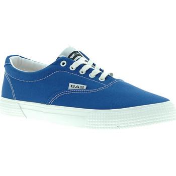 Chaussures Homme Baskets basses Gas GAM810161 Bleu