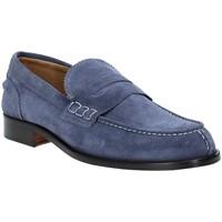 Chaussures Homme Mocassins Rogers 652 Bleu