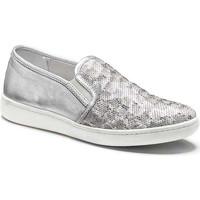 Chaussures Femme Slip ons Keys 5051 Argent