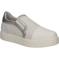 Chaussures Femme Slip ons Exton 1903 Blanc