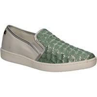 Chaussures Femme Slip ons Keys 5051 Vert