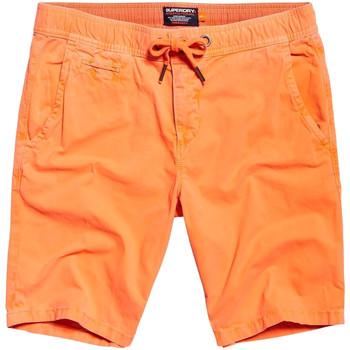 Vêtements Homme Maillots / Shorts de bain Superdry M71011GT Orange