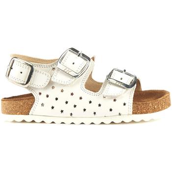 Chaussures Enfant Sandales et Nu-pieds Lumberjack SG55606 001 B08 Blanc