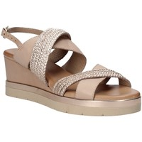 Chaussures Femme Sandales et Nu-pieds Inuovo 121007 Beige