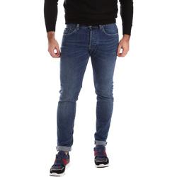 Vêtements Homme Jeans skinny Gas 351276 Bleu