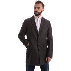 Vêtements Homme Back To School Gaudi 62FU30155 Gris