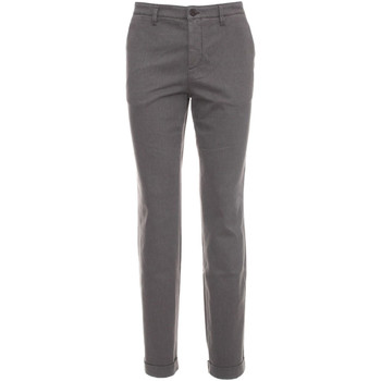 Vêtements Homme Chinos / Carrots NeroGiardini A674440U Gris