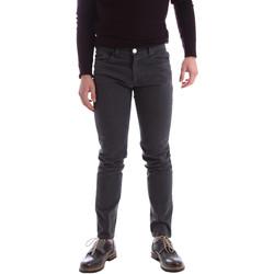Vêtements Homme Pantalons 5 poches Sei3sei 02396 Gris