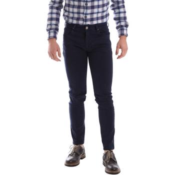 Vêtements Homme Pantalons 5 poches Sei3sei 02696 Bleu