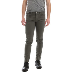 Vêtements Homme Pantalons 5 poches Sei3sei 02696 Vert