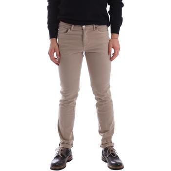 Vêtements Homme Pantalons 5 poches Sei3sei 02696 Beige