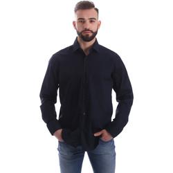 Vêtements Homme Chemises manches longues Gmf 962250/01 Bleu