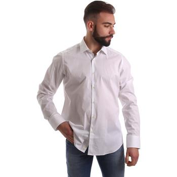Vêtements Homme Chemises manches longues Gmf 962250/03 Blanc