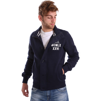 Vêtements Homme Blousons Key Up FGS7 0001 Bleu