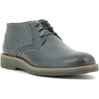 Chaussures Homme Boots Rogers 1790B Bleu