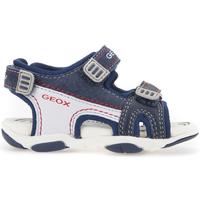 Chaussures Enfant Sandales sport Geox B821AA 08522 Bleu