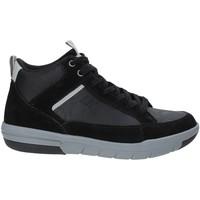 Chaussures Homme Baskets montantes Lumberjack SM51505 002 V12 Noir