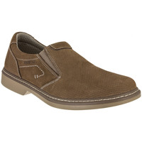 Chaussures Homme Mocassins Enval 7884 Marron
