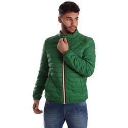 Vêtements Homme Doudounes Gaudi 71BU35035 Vert