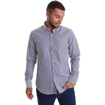 Vêtements Homme Chemises manches longues Gmf 971264/03 Bleu