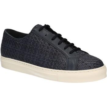 Chaussures Homme Baskets basses Soldini 20124 2 V06 Bleu