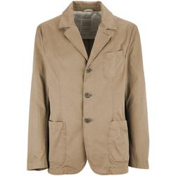 Vêtements Homme Vestes / Blazers Geox M7223C T2343 Beige