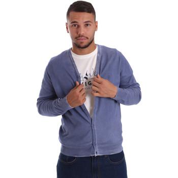 Vêtements Homme Gilets / Cardigans Navigare N60000560 Bleu