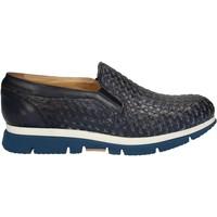 Chaussures Homme Mocassins Rogers RUN14 Bleu
