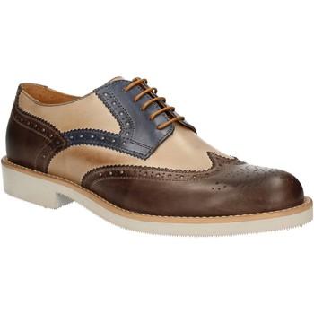 Chaussures Homme Derbies Rogers 1666B Marron