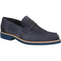Chaussures Homme Mocassins Rogers 1008B Bleu