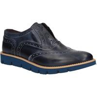 Chaussures Homme Derbies Rogers 1480B Bleu