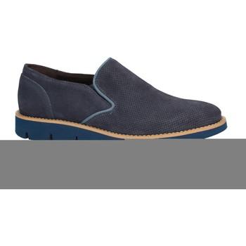 Chaussures Homme Mocassins Rogers 1702B Bleu