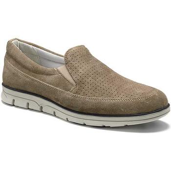 Chaussures Homme Mocassins Keys 3073 Beige