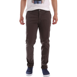 Vêtements Homme Chinos / Carrots Sei3sei PZVI69 7148 Marron
