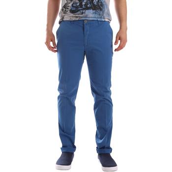 Vêtements Homme Chinos / Carrots Sei3sei PZVI69 7148 Bleu