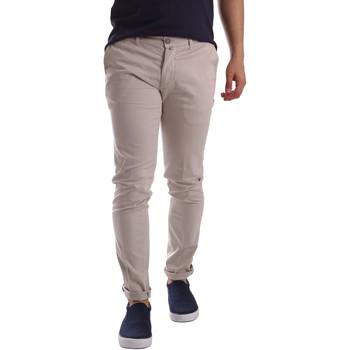 Vêtements Homme Chinos / Carrots Sei3sei PZV21 7183 Beige