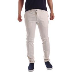 Vêtements Homme Chinos / Carrots Sei3sei PZV21 7148 Blanc